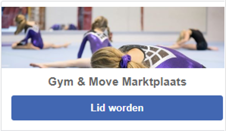 Gym & Move marktplaats